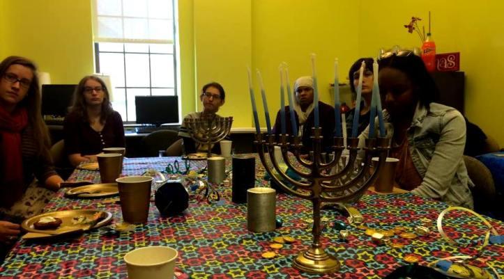 Hanukkah workshop